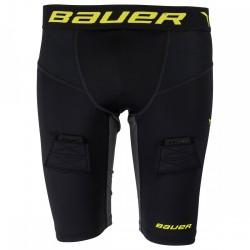 Suspenzor Bauer Premium Compression Jock Short S17 Jr